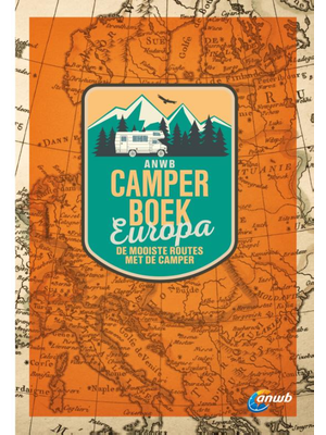 ANWB Camperboek Europa