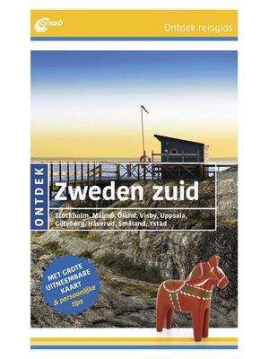 ANWB Ontdek reisgids Zweden zuid