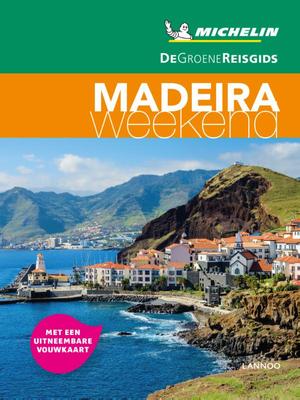 Michelin Groene Reisgids weekend Madeira