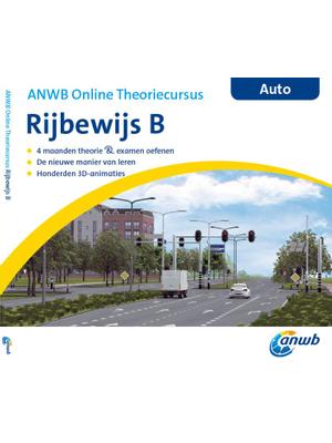 ANWB Cadeaukaart online theoriecursus - Rijbewijs B