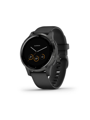 Garmin Vivoactive 4S GPS smartwatch - zwart