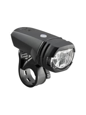 AXA LED Lamp Voorlicht Greenline USB Oplaadbaar 50 Lux