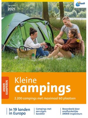 ANWB gids Kleine Campings 2021