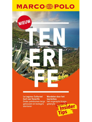 Marco Polo reisgids Tenerife