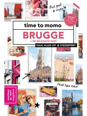 Time to Momo reisgids Brugge en de Belgische Kust
