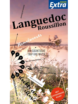 ANWB Extra reisgids Languedoc-Roussillon