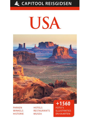 Capitool reisgids USA