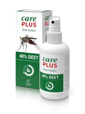 Care Plus Spray Deet 40% 200 ml
