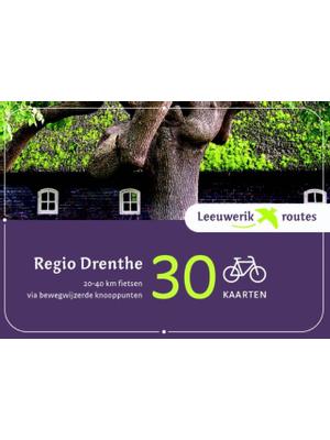 Fietsroutes Drenthe – Leeuwerik routes