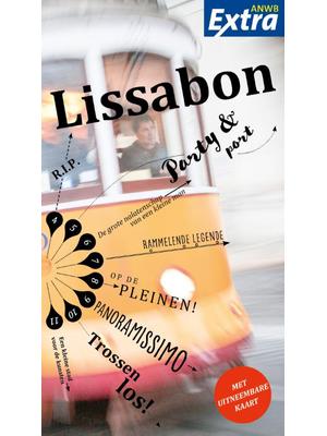 ANWB Extra reisgids Lissabon