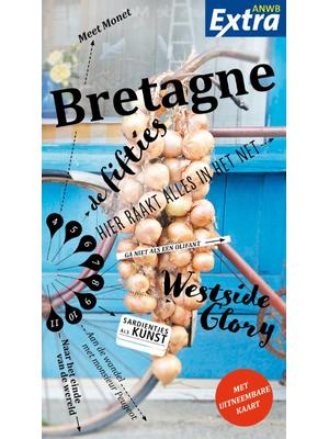 ANWB Extra reisgids - Bretagne