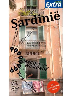 ANWB Extra reisgids Sardinië