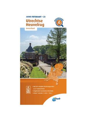 ANWB Fietskaart 23 - Utrechtse Heuvelrug