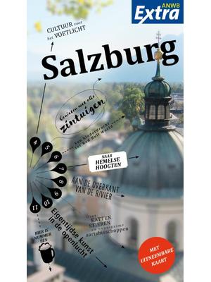 ANWB Extra reisgids Salzburg