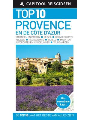 Capitool Top 10 Provence en Cote d'Azur
