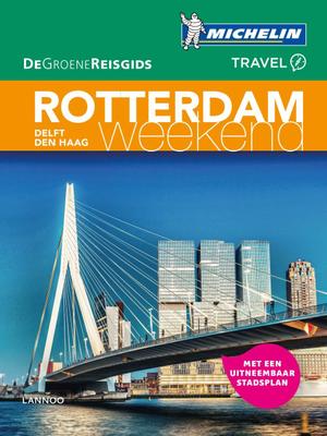Michelin Groene Reisgids - Rotterdam