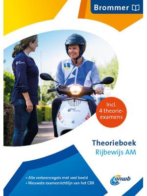 Theorieboek Rijbewijs AM Brommer